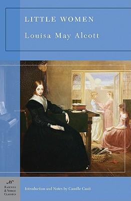 Cover for Little Women (Barnes & Noble Classics)