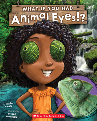 What If You Had Animal Eyes? (What If You Had... ?) Cover Image