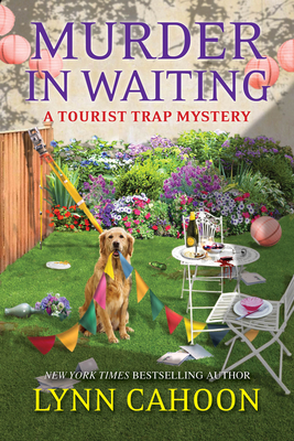 Murder in Waiting (Tourist Trap Mystery #11) Cover Image