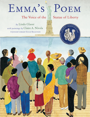 Emma's Poem: The Voice of the Statue of Liberty Cover Image