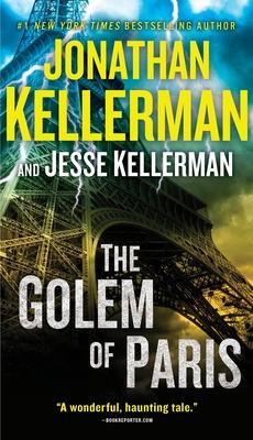 Cover for The Golem of Paris (A Detective Jacob Lev Novel)