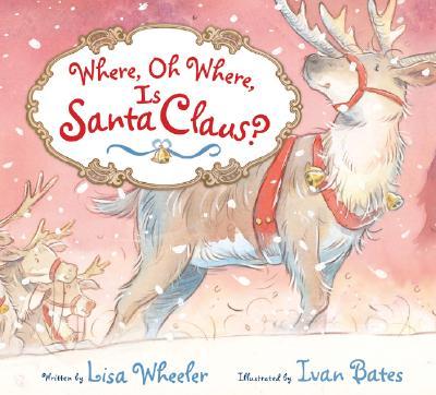 Where, Oh Where, Is Santa Claus? Cover