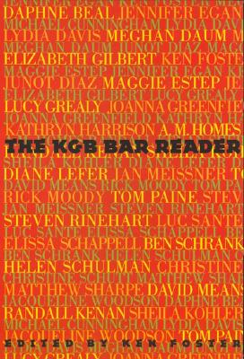 The KGB Bar Reader Cover