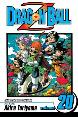 Dragon Ball Z, Volume 20 Cover