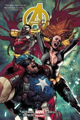 Avengers by Jonathan Hickman Vol. 2 cover image