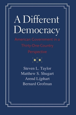 A Different Democracy Cover