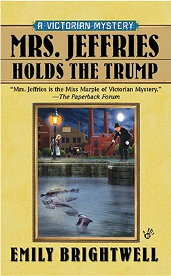 Mrs. Jeffries Holds the Trump (A Victorian Mystery #24) Cover Image