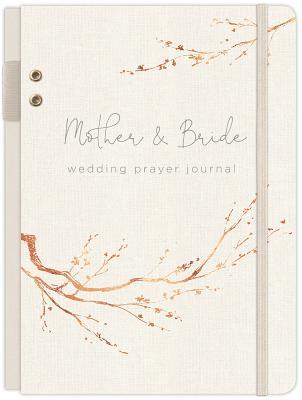 Cover for Mother & Bride Wedding Prayer Journal