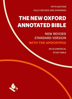 The New Oxford Annotated Bible with Apocrypha: New Revised Standard Version Cover Image