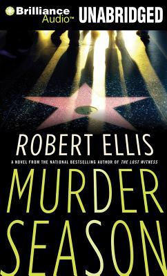Cover for Murder Season