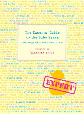 The Experts' Guide to the Baby Years Cover