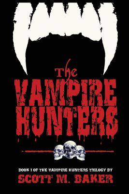 Cover for The Vampire Hunters