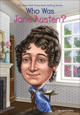 Who Was Jane Austen? Cover Image