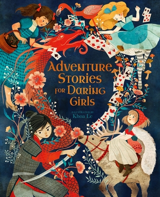 Adventure Stories for Daring Girls Cover Image