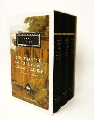 The Decline and Fall of the Roman Empire, Volumes 1 to 3 (of six) Cover Image
