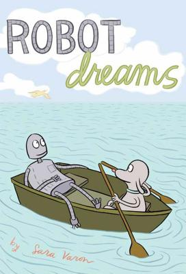 Robot Dreams Cover