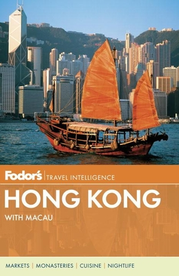 Fodor's Hong Kong [With Map] Cover