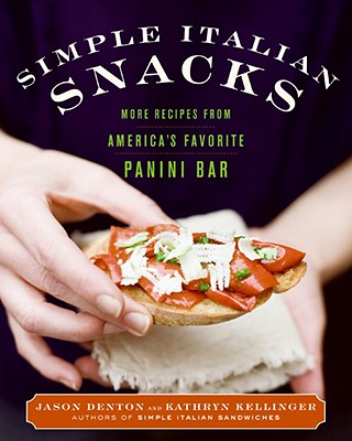 Simple Italian Snacks Cover