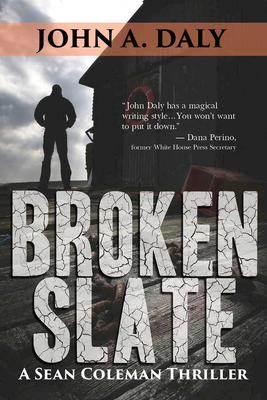 Broken Slate (The Sean Coleman Thriller Series) Cover Image