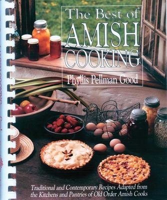 The Best of Amish Cooking Cover