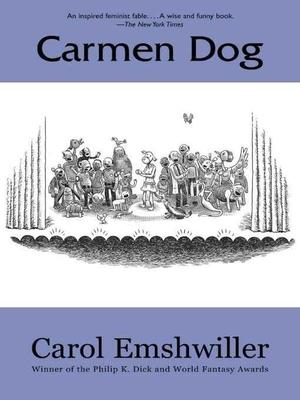 Carmen Dog (Peapod Classics) Cover Image