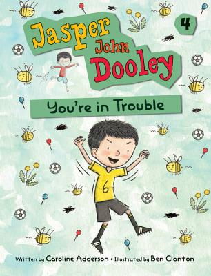 Jasper John Dooley: You're in Trouble Cover Image