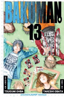 Bakuman., Vol. 13 Cover