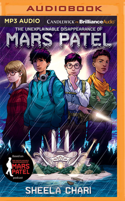 The Unexplainable Disappearance of Mars Patel Cover Image