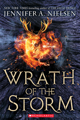 Wrath of the Storm (Mark of the Thief, Book 3) Cover Image