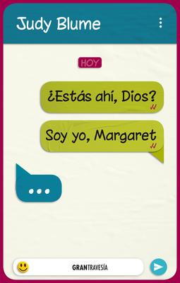¿Estás ahí, Dios? Soy yo, Margaret Cover Image