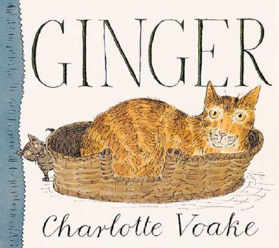 Ginger (Hardcover) 1997 Candlewick Press Cover