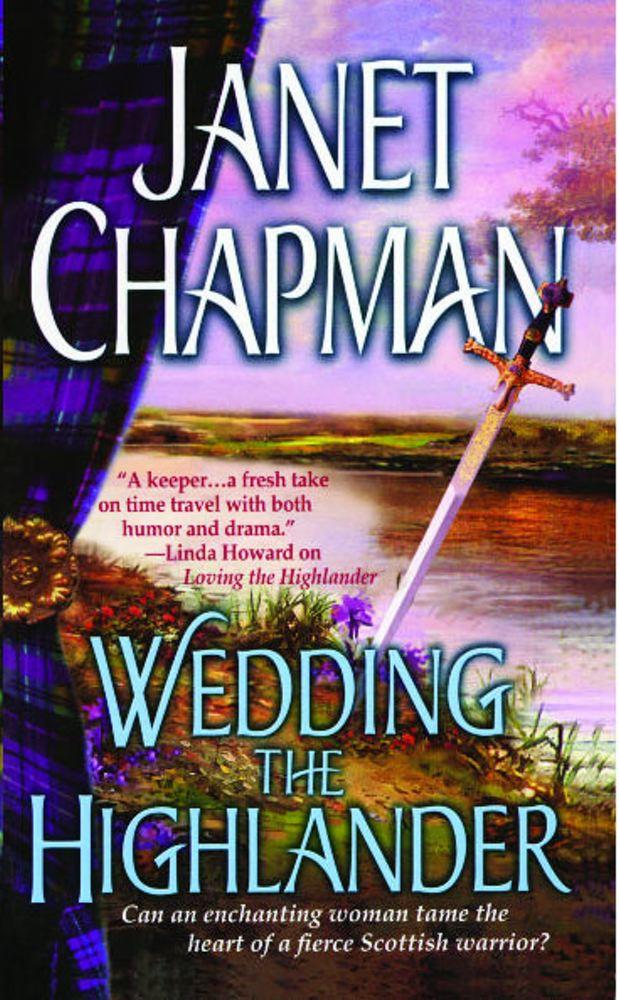 Wedding the Highlander Cover Image
