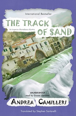 The Track of Sand [With Earbuds] (Playaway Adult Fiction) Cover Image