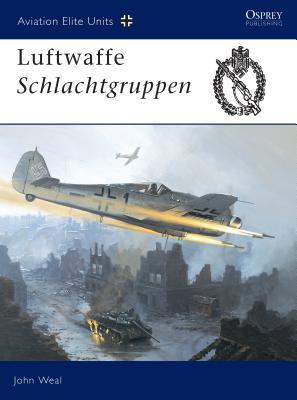 Luftwaffe Schlachtgruppen Cover Image