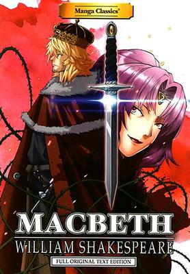 Manga Classics Macbeth Cover Image