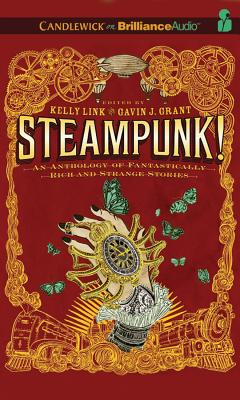 Steampunk! Cover