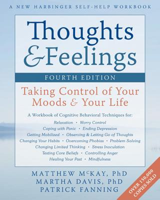 Thoughts & Feelings: Taking Control of Your Moods & Your Life Cover Image