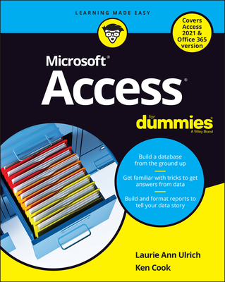 Access for Dummies Cover Image