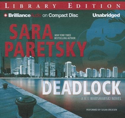 Deadlock (V.I. Warshawski Novels #2) Cover Image