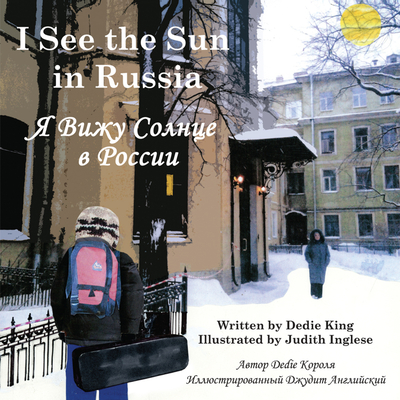 I See the Sun in Russia Cover