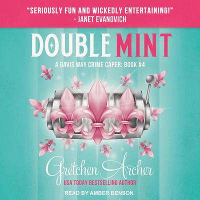 Double Mint (Davis Way Crime Caper #4) Cover Image