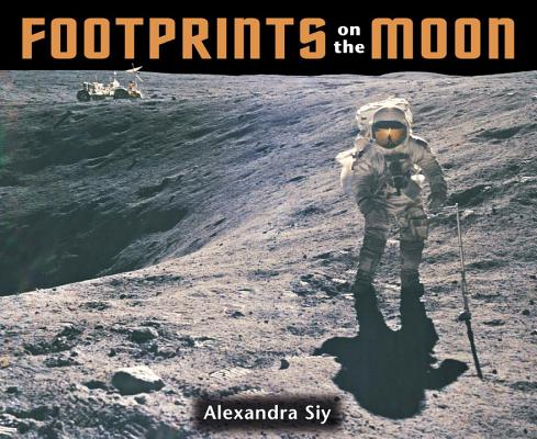 Footprints on the Moon Cover