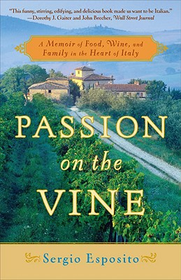 Passion on the Vine Cover