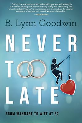 Cover for Never Too Late