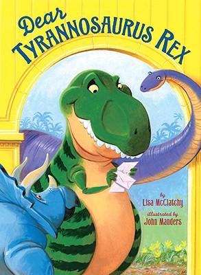 Dear Tyrannosaurus Rex Cover