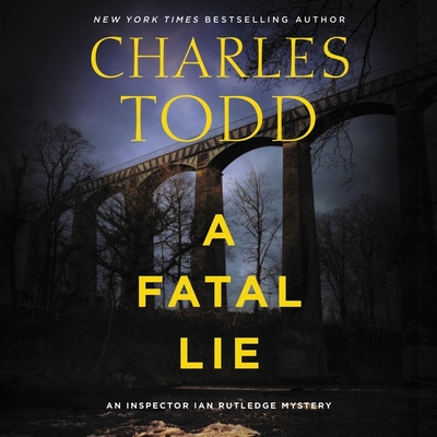A Fatal Lie cover