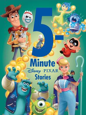 5-Minute Disney*Pixar Stories (5-Minute Stories) Cover Image