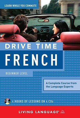 Drive Time French: Beginner Level Cover Image