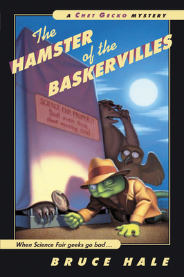 The Hamster of the Baskervilles: A Chet Gecko Mystery Cover Image