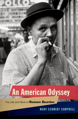 An American Odyssey: The Life and Work of Romare Bearden Cover Image
